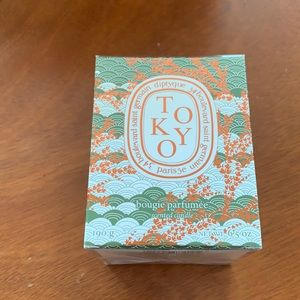 NEW DIptyque Tokyo city candle
